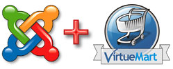 Joomla+VirtueMart